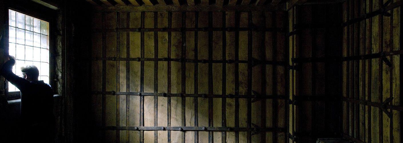 Alleen zo kon je uit de Gevangenpoort ontsnappen